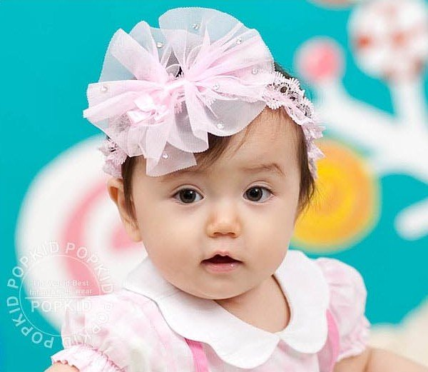 12 Beautiful Baby Girl Headbands with Big Bows 2015 12 Beautiful Baby Girl Headbands with Big Bows 2015 baby girl headbands with big bows 2015 12