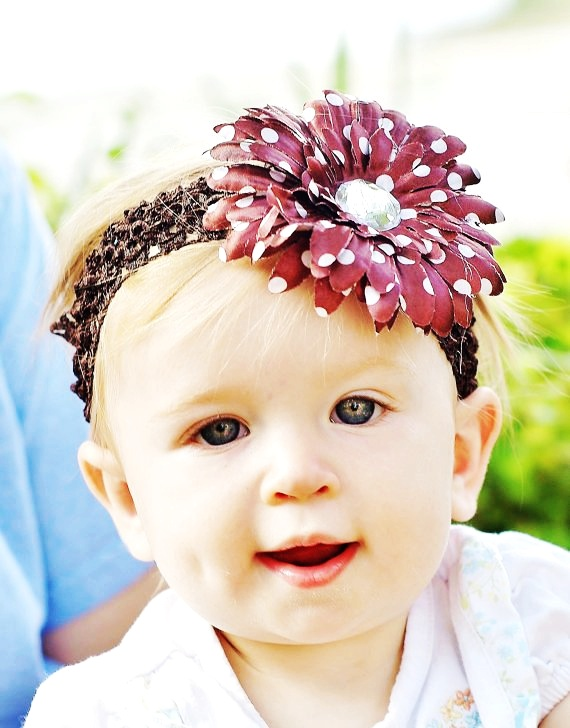 12 Beautiful Baby Girl Headbands with Big Bows 2015 12 Beautiful Baby Girl Headbands with Big Bows 2015 baby girl headbands with big bows 2015 6