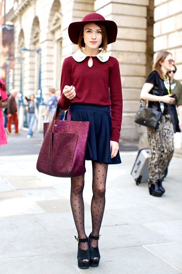 20 beautiful london street style 2015 collection Girl fashion style london