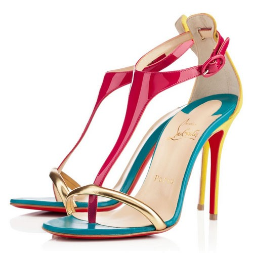 20 Mind-blowing Multi Color Sandals 2015 20 Mind-blowing Multi Color Sandals 2015 multi color sandal 20