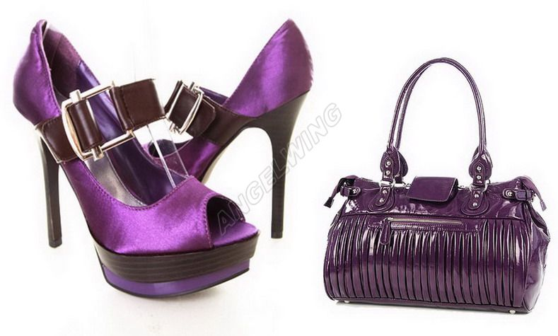 30 Fashionable and Matching Shoes Bags and Purses 2015