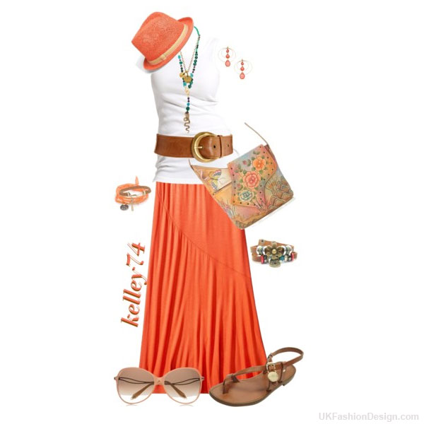orange-outfits-polyvore---2 30 Stylish Orange Outfit ideas at Polyvore 2015 30 Stylish Orange Outfit ideas at Polyvore 2015 orange outfits polyvore 2