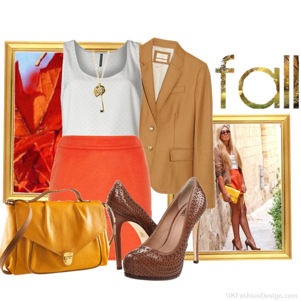 orange-outfits-polyvore---3 30 Stylish Orange Outfit ideas at Polyvore 2015 30 Stylish Orange Outfit ideas at Polyvore 2015 orange outfits polyvore 3