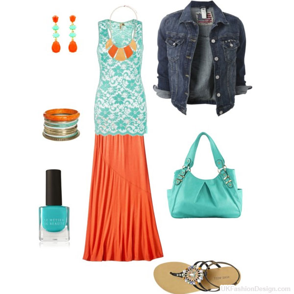 orange-outfits-polyvore---4 30 Stylish Orange Outfit ideas at Polyvore 2015 30 Stylish Orange Outfit ideas at Polyvore 2015 orange outfits polyvore 4