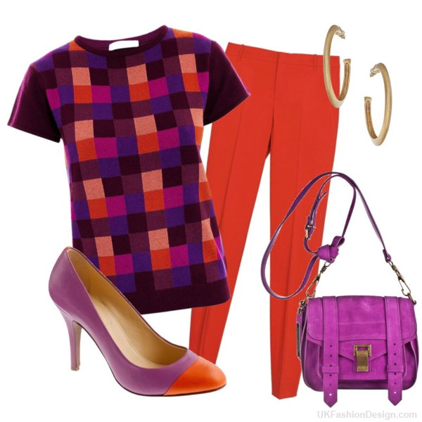 orange-outfits-polyvore---5 30 Stylish Orange Outfit ideas at Polyvore 2015 30 Stylish Orange Outfit ideas at Polyvore 2015 orange outfits polyvore 5