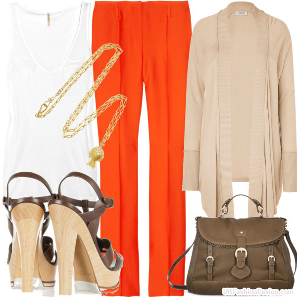 outfit-ideas-orange-color--11 30 Stylish Orange Outfit ideas at Polyvore 2015 30 Stylish Orange Outfit ideas at Polyvore 2015 outfit ideas orange color 11
