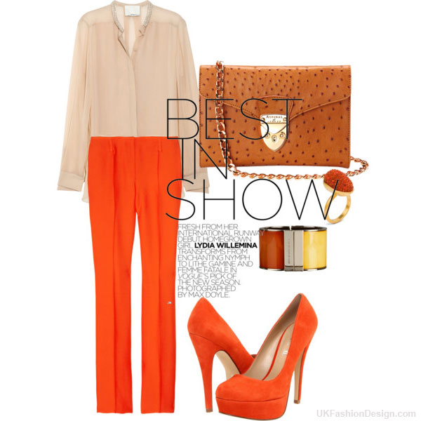 outfit-ideas-orange-color--14 30 Stylish Orange Outfit ideas at Polyvore 2015 30 Stylish Orange Outfit ideas at Polyvore 2015 outfit ideas orange color 14