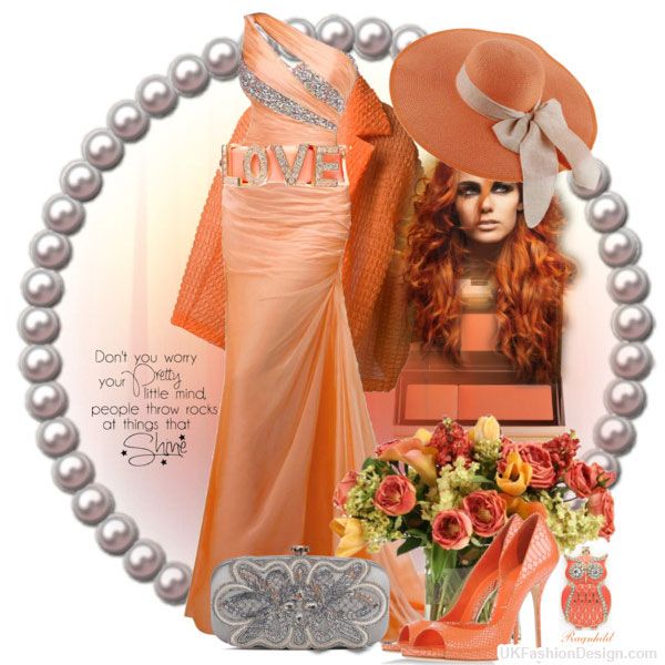 outfit-ideas-orange-color--18 30 Stylish Orange Outfit ideas at Polyvore 2015 30 Stylish Orange Outfit ideas at Polyvore 2015 outfit ideas orange color 18