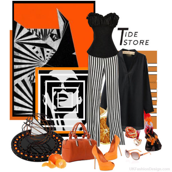 outfit-ideas-orange-color--19 30 Stylish Orange Outfit ideas at Polyvore 2015 30 Stylish Orange Outfit ideas at Polyvore 2015 outfit ideas orange color 19
