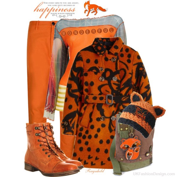 outfit-ideas-orange-color---20 30 Stylish Orange Outfit ideas at Polyvore 2015 30 Stylish Orange Outfit ideas at Polyvore 2015 outfit ideas orange color 20