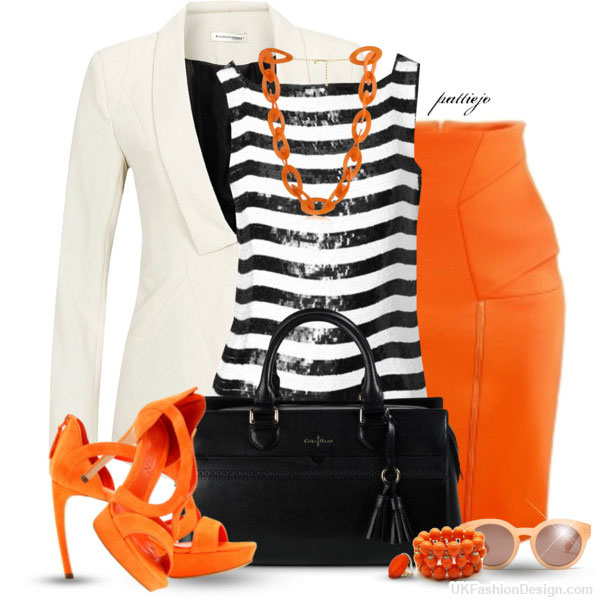 outfit-orange-color---21 30 Stylish Orange Outfit ideas at Polyvore 2015 30 Stylish Orange Outfit ideas at Polyvore 2015 outfit orange color 21