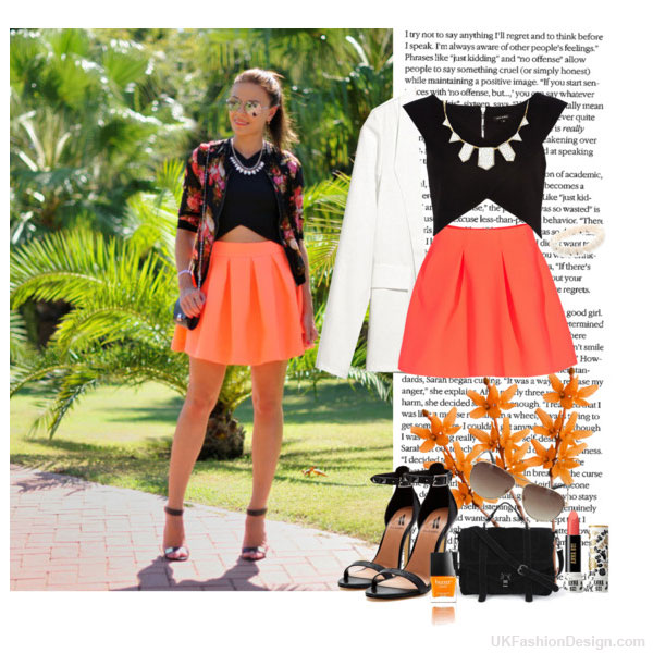 outfit-orange-color---22 30 Stylish Orange Outfit ideas at Polyvore 2015 30 Stylish Orange Outfit ideas at Polyvore 2015 outfit orange color 22