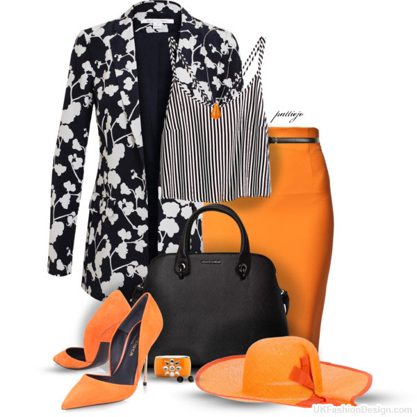 outfit-orange-color---24 30 Stylish Orange Outfit ideas at Polyvore 2015 30 Stylish Orange Outfit ideas at Polyvore 2015 outfit orange color 24