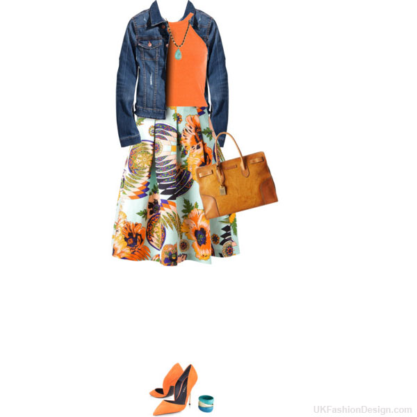 outfit-orange-color---27 30 Stylish Orange Outfit ideas at Polyvore 2015 30 Stylish Orange Outfit ideas at Polyvore 2015 outfit orange color 27