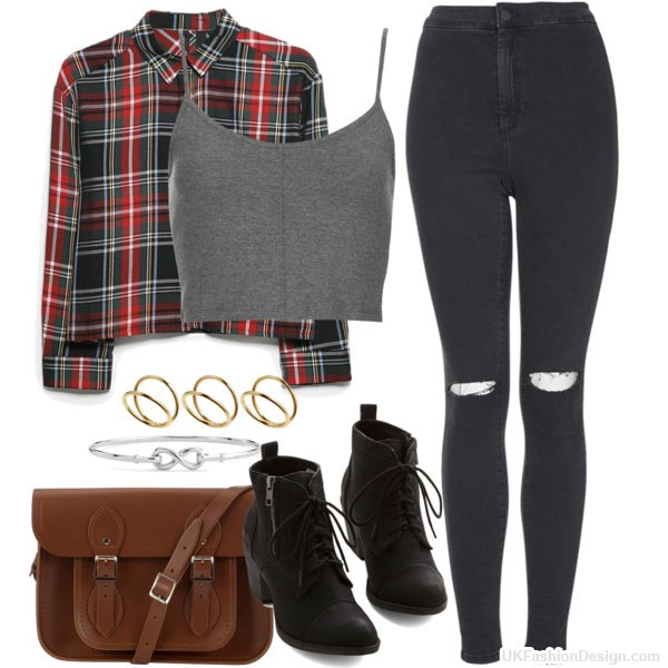 20 Awesome Polyvore Outfits with Jeans 2015