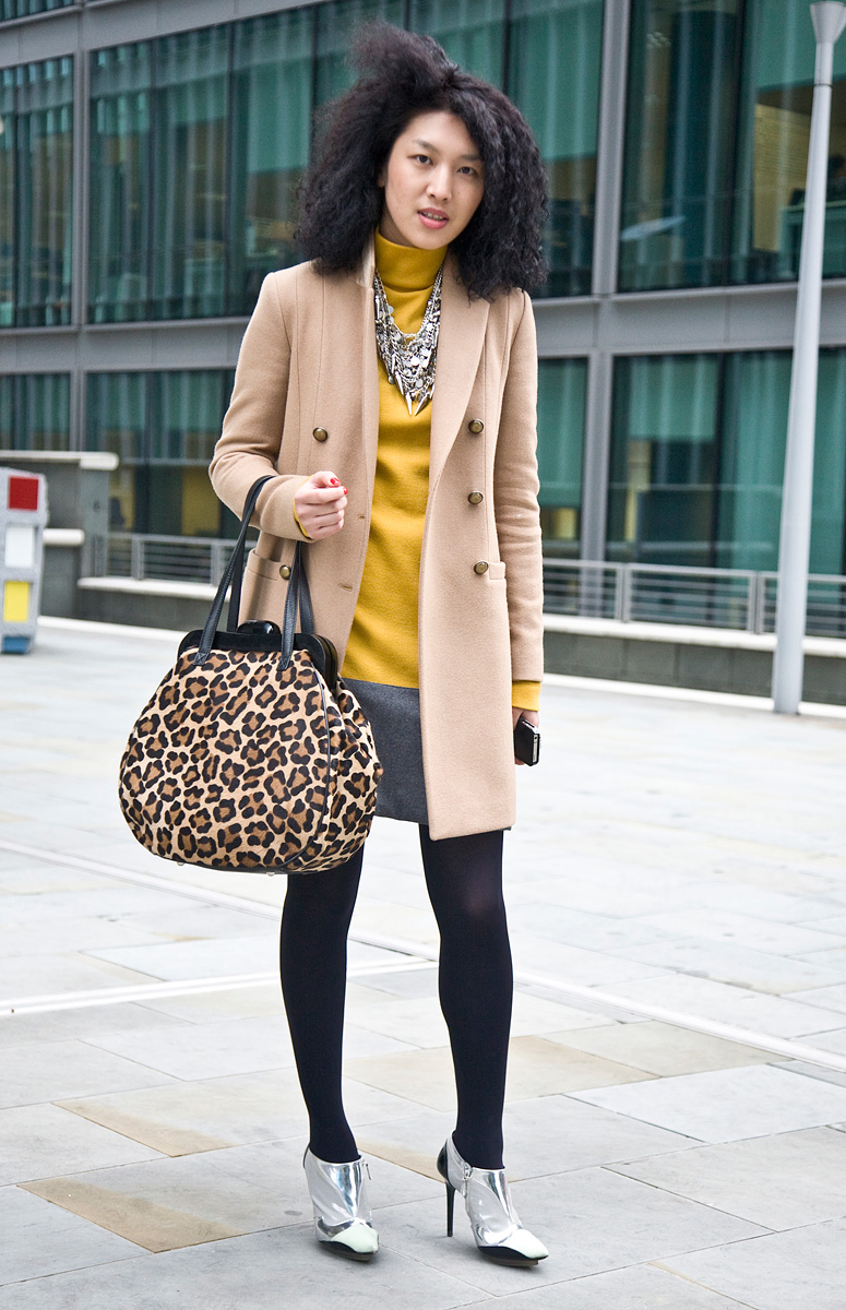 20 Beautiful London Street Style 2015 Collection