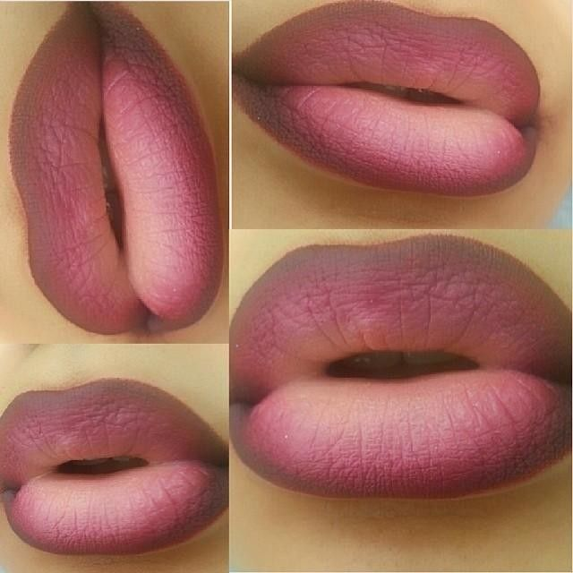 18 50 Sexy and Perfect Ombre Lips Makeup ideas 2015 50 Sexy and Perfect Ombre Lips Makeup ideas 2015 182