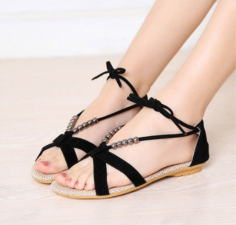 2015-Summer-Fashion-Slippers-Women-Sandals-Flops-Flat-Shoes-Open-Toe-Women-Wedges-Sandals-Women-s 30 Stylish Peep Toe Shoes Spring 2015 Fashion for Ladies 30 Stylish Peep Toe Shoes Spring 2015 Fashion for Ladies 2015 Summer Fashion Slippers Women Sandals Flops Flat Shoes Open Toe Women Wedges Sandals Women s
