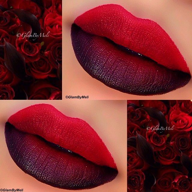 2 50 Sexy and Perfect Ombre Lips Makeup ideas 2015 50 Sexy and Perfect Ombre Lips Makeup ideas 2015 216
