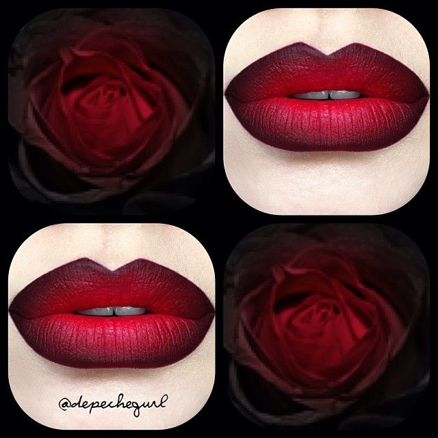 3 50 Sexy and Perfect Ombre Lips Makeup ideas 2015 50 Sexy and Perfect Ombre Lips Makeup ideas 2015 313