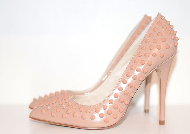 7 26 Stylish Studded Pumps High Heels 2015 26 Stylish Studded Pumps High Heels 2015 71