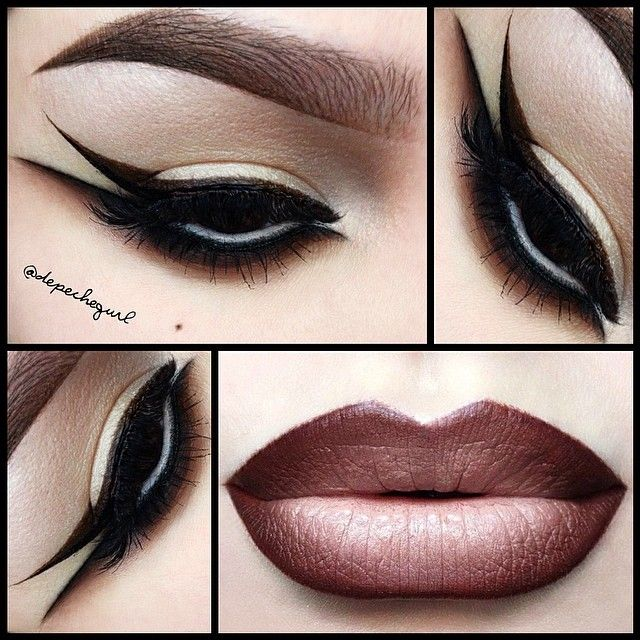 Lip Makeup Tutorials 50 Sexy and Perfect Ombre Lips Makeup ideas 2015 50 Sexy and Perfect Ombre Lips Makeup ideas 2015 96