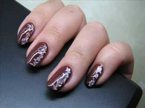 Brown Nail Designs 13 25 Best Brown Nail Designs 2015 you can try with matching dresses 25 Best Brown Nail Designs 2015 you can try with matching dresses Brown Nail Designs 13