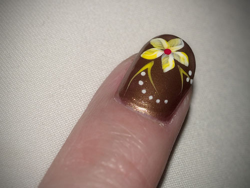 Brown Nail Designs 2 25 Best Brown Nail Designs 2015 you can try with matching dresses 25 Best Brown Nail Designs 2015 you can try with matching dresses Brown Nail Designs 2