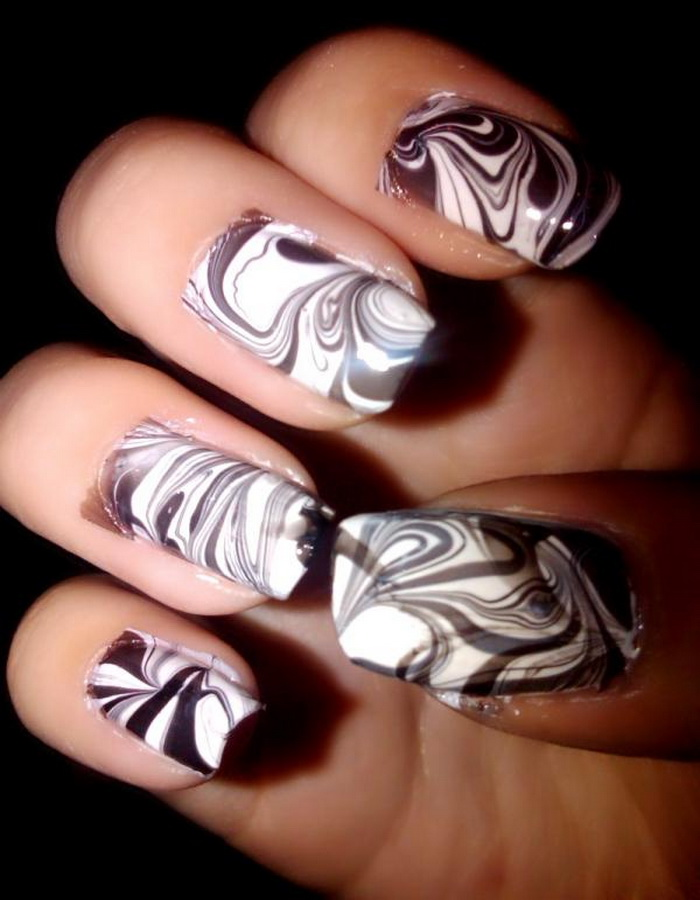 Brown Nail Designs 20 25 Best Brown Nail Designs 2015 you can try with matching dresses 25 Best Brown Nail Designs 2015 you can try with matching dresses Brown Nail Designs 20