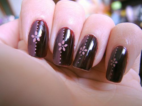Brown Nail Designs 4 25 Best Brown Nail Designs 2015 you can try with matching dresses 25 Best Brown Nail Designs 2015 you can try with matching dresses Brown Nail Designs 4