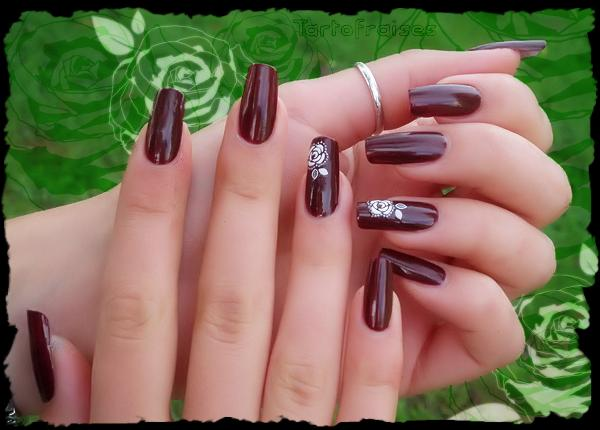 Brown Nail Designs 5 25 Best Brown Nail Designs 2015 you can try with matching dresses 25 Best Brown Nail Designs 2015 you can try with matching dresses Brown Nail Designs 5
