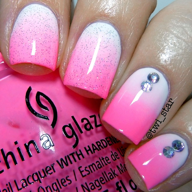 China Glaze Pink Gradient Glitter nails Bottoms Up Fairy Dust polish swatch_01-1 30 Easy Gradient Nail Art Ideas 2015 30 Easy Gradient Nail Art Ideas 2015 China Glaze Pink Gradient Glitter nails Bottoms Up Fairy Dust polish swatch 01 1