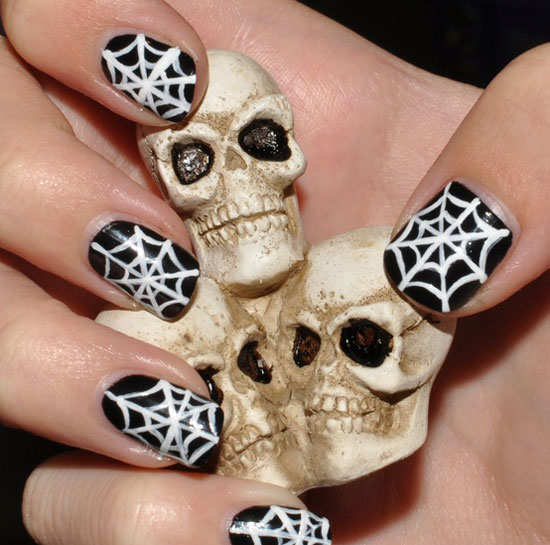 26 Best Halloween Nail Art Designs 2015 26 Best Halloween Nail Art Designs 2015 Halloween Nail Art Designs 15