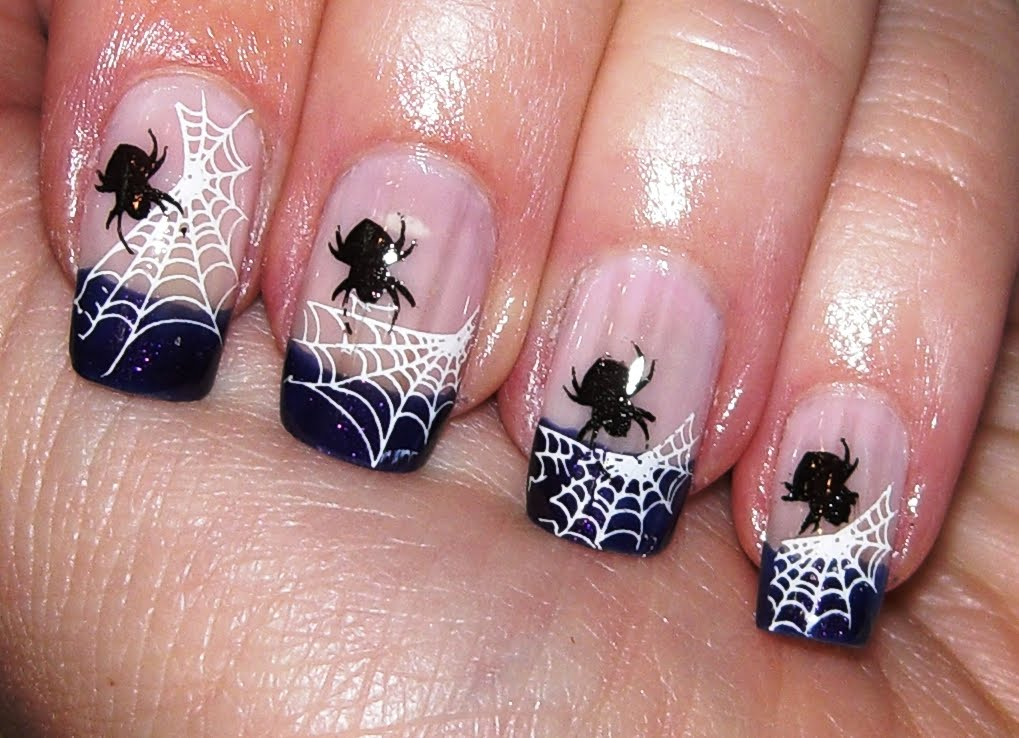 26 Best Halloween Nail Art Designs 2015 26 Best Halloween Nail Art Designs 2015 Halloween Nail Art Designs 16