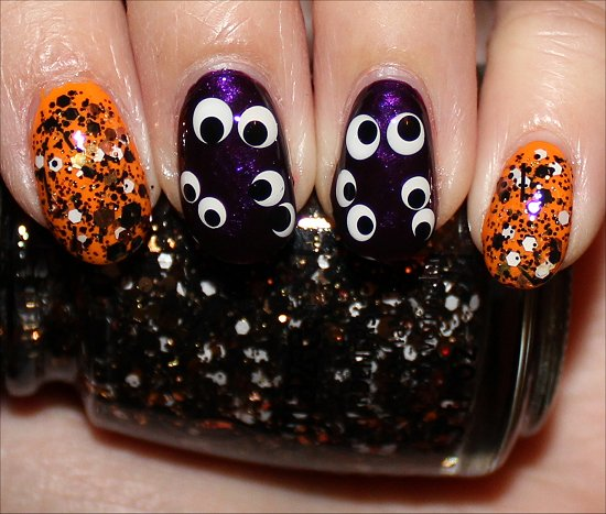 26 Best Halloween Nail Art Designs 2015 26 Best Halloween Nail Art Designs 2015 Halloween Nail Art Designs 25