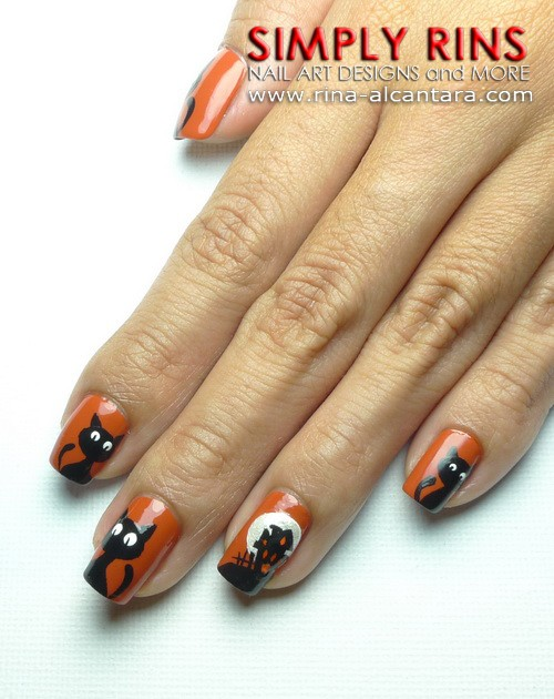 26 Best Halloween Nail Art Designs 2015 26 Best Halloween Nail Art Designs 2015 Halloween Nail Art Designs 26