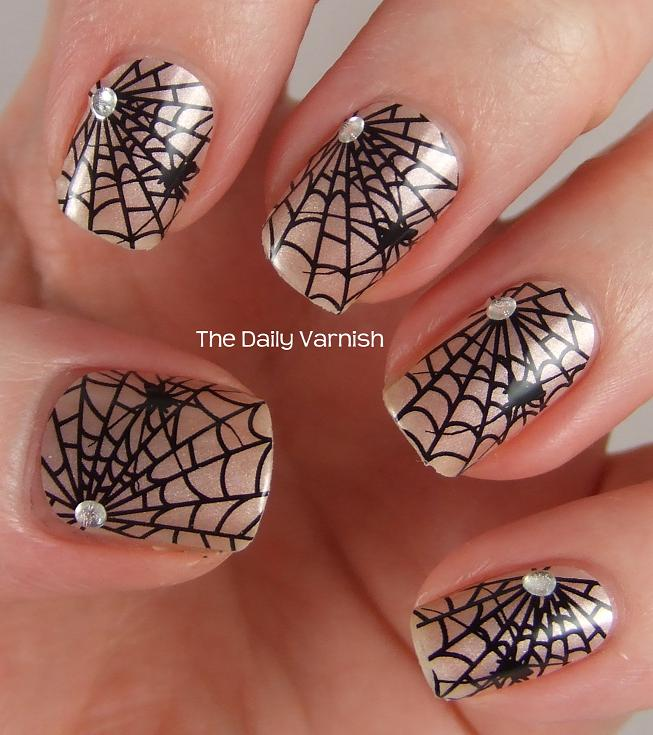26 Best Halloween Nail Art Designs 2015 26 Best Halloween Nail Art Designs 2015 Halloween Nail Art Designs 6