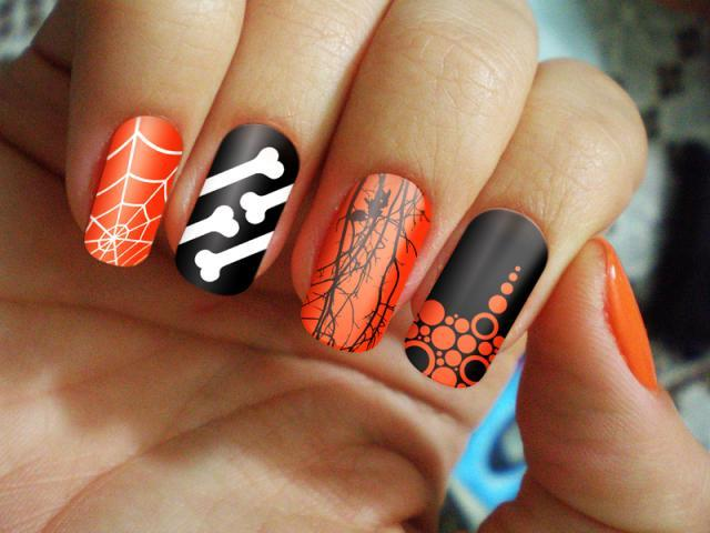 26 Best Halloween Nail Art Designs 2015 26 Best Halloween Nail Art Designs 2015 Halloween Nail Art Designs1