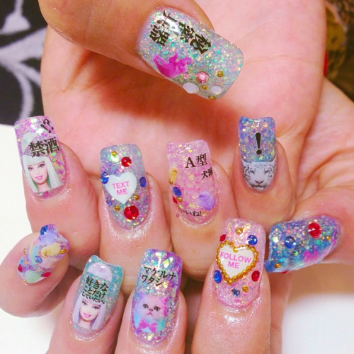 Japanese Nail Art 1 20 Best Japanese Nail Art for Long Nails 2015/16 20 Best Japanese Nail Art for Long Nails 2015/16 Japanese Nail Art 1