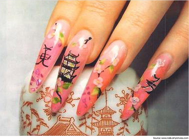 Japanese Nail Art 18 20 Best Japanese Nail Art for Long Nails 2015/16 20 Best Japanese Nail Art for Long Nails 2015/16 Japanese Nail Art 18