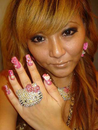 Japanese Nail Art 3 20 Best Japanese Nail Art for Long Nails 2015/16 20 Best Japanese Nail Art for Long Nails 2015/16 Japanese Nail Art 3