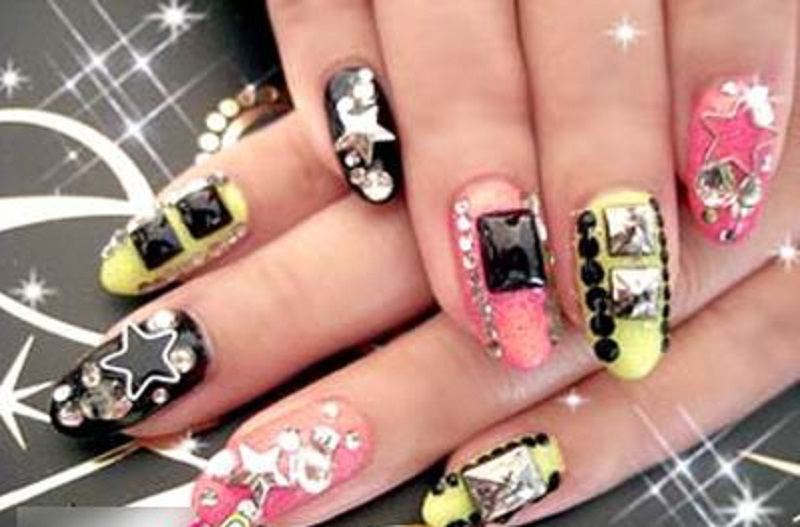Japanese Nail Art 4 20 Best Japanese Nail Art for Long Nails 2015/16 20 Best Japanese Nail Art for Long Nails 2015/16 Japanese Nail Art 4