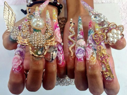 Japanese Nail Art 9 20 Best Japanese Nail Art for Long Nails 2015/16 20 Best Japanese Nail Art for Long Nails 2015/16 Japanese Nail Art 9