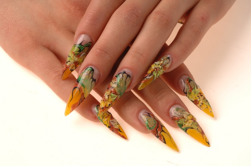 Stiletto Nail Designs 29 30 Unique Stiletto Nail Designs 2015 30 Unique Stiletto Nail Designs 2015 Stiletto Nail Designs 29