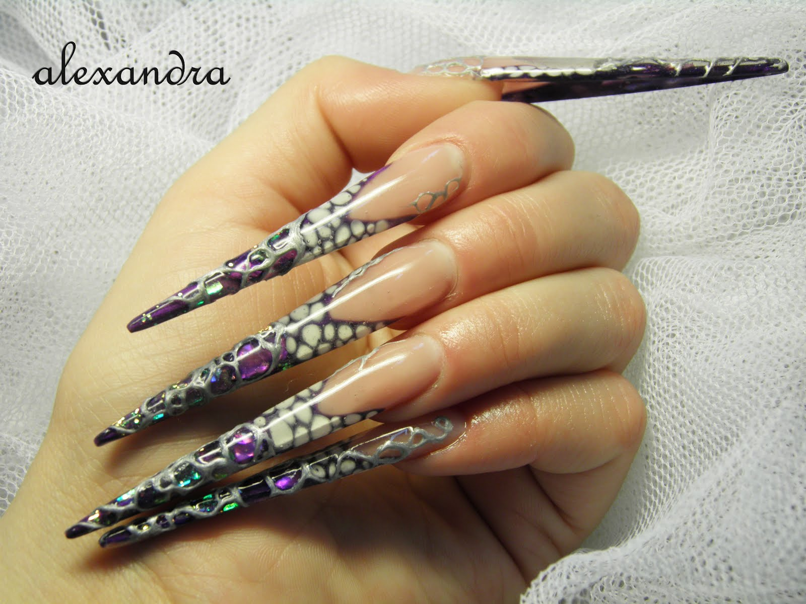 Stiletto Nail Designs 30 30 Unique Stiletto Nail Designs 2015 30 Unique Stiletto Nail Designs 2015 Stiletto Nail Designs 30