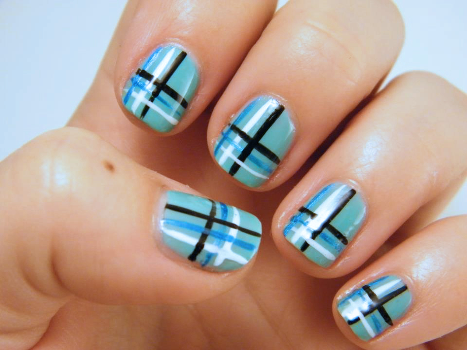 Striped Nail Art Designs 13 30 Unique Striped Nail Art Designs 2015 30 Unique Striped Nail Art Designs 2015 Striped Nail Art Designs 131