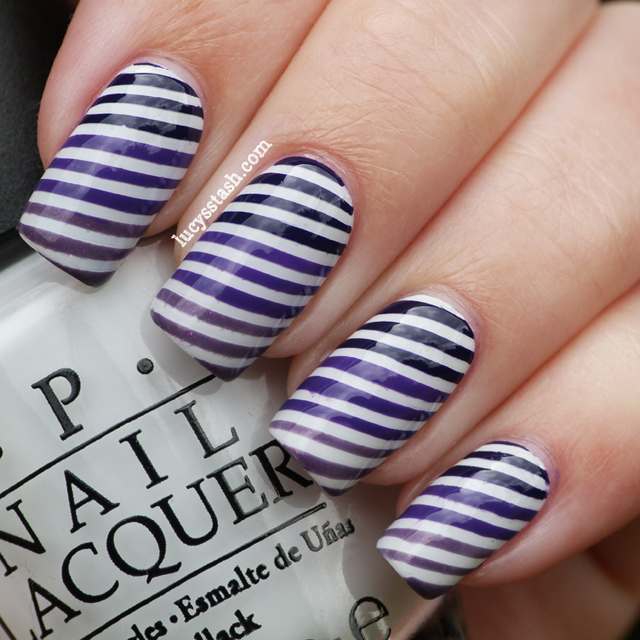 30 Unique Striped Nail Art Designs 2015 30 Unique Striped Nail Art Designs 2015 30 Unique Striped Nail Art Designs 2015 Striped Nail Art Designs 171