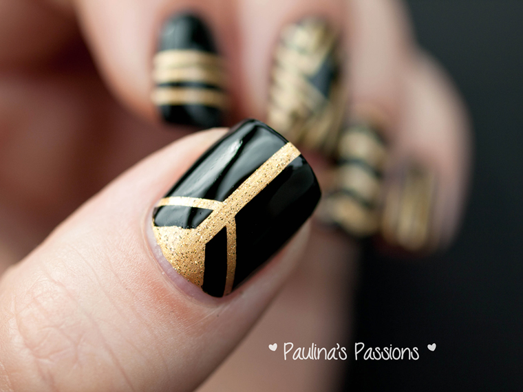 Striped Nail Art Designs 19 30 Unique Striped Nail Art Designs 2015 30 Unique Striped Nail Art Designs 2015 Striped Nail Art Designs 191