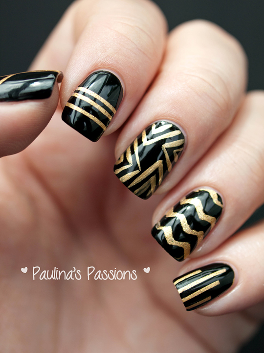 30 Unique Striped Nail Art Designs 2015 30 Unique Striped Nail Art Designs 2015 30 Unique Striped Nail Art Designs 2015 Striped Nail Art Designs 201