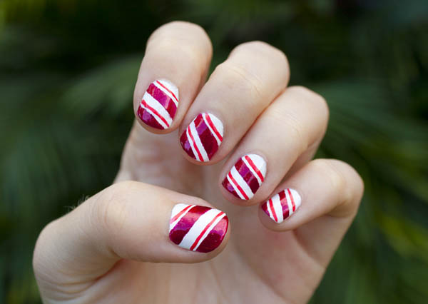 Striped Nail Art Designs 21 30 Unique Striped Nail Art Designs 2015 30 Unique Striped Nail Art Designs 2015 Striped Nail Art Designs 211